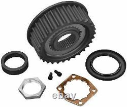 32 tooth lightweight kit TRANSMISSION PULLEY BIG TWIN & dyna softail harley