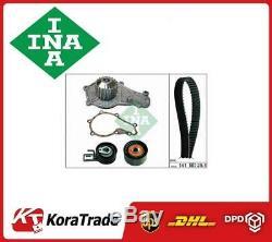 530061230 Ina Timing Belt & Water Pump Kit