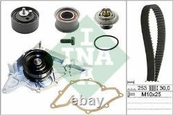 AUDI VW 2.4 2.7 2.8 V6 1995-2005 / Set Of Water Pump & Timing Belt INA