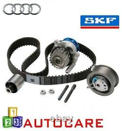 Audi A2, A3 1.9 TDI Engine Timing Belt Kit Water Pump Cambelt Cam By SKF