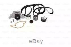 BOSCH Timing Cam Belt Kit + Water Pump Fits Audi A6 Skoda VW Passat 2.5L 97-2008