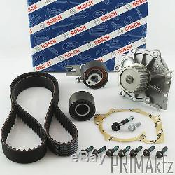 Bosch 1987946910 Timing Belt Kit + Wapu Volvo S60 S80 V50 V60 V70 XC60 XC70 XC90