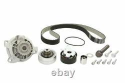 Bosch Belts Brand New Belt Kit + Water Pump 1987946449