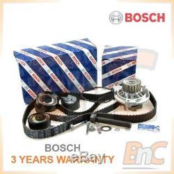 Bosch Heavy Duty Timing Belt Kit Cambelt Set & Water Pump Vw Lt II 28-35 28-46