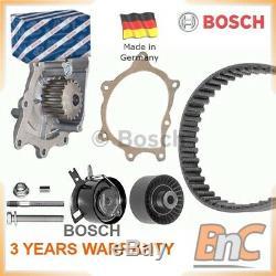 Bosch Water Pump Timing Belt Kit Oem 1987946496 6g9q8b596aa
