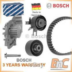 Bosch Water Pump Timing Belt Kit Oem 1987948727 0831t5
