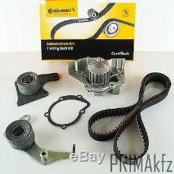 CONTI CT1061K2 Zahnriemensatz + Wasserpumpe Peugeot Citroen Fiat Scudo 1.9 D TD