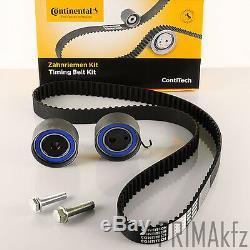CONTI CT1078K1 Zahnriemensatz Honda Civic VII Opel Astra G H 1.7 CDTI