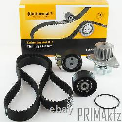 CONTI CT1101K1 Zahnriemensatz + Wasserpumpe Citroen C2 C3 C4 Peugeot 1.4 16V