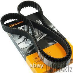 CONTI CT1136 Zahnriemen + Wasserpumpe Rollen MAZDA 3 5 6 BK CR19 GH G6 GY 2.0