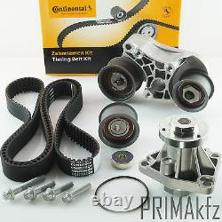 CONTI Zahnriemensatz + Wasserpumpe für Opel Omega B Vectra B 2.5 3.2 V6