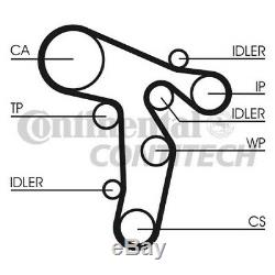 CT1134K1 CONTITECH TIMING BELT KIT (VAG) NEW O. E SPEC with 1 YEAR WARRANTY
