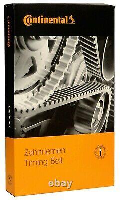 Conti CT1091+Zahnriemensatz/KIT inc. WP CITROËN FIAT FORD LANCIA PEUGEOT VOLVO