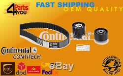 Contitech Timing Belt Kit 2.0 Hdi Tdci Citroen C4 C5 C8 Jumpy Sudo Ulysse Ford