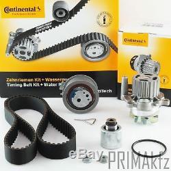Contitech Timing Belt Kit with Water Pump VW Golf Bora Seat Leon 1.9 Tdi 150 HP