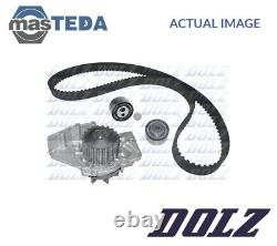 Dolz Timing Belt & Water Pump Kit Kd008 P New Oe Replacement