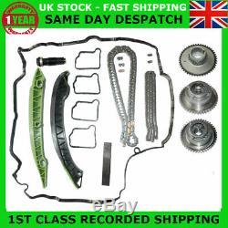 Fit Mercedes Timing Chain Kit & Vvt Gears C Class Cgi C180 C200 C250 2007 On