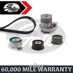 For Opel Astra H Sport Hatch 2.0 (2005-) Gates Timing Cam Belt Water Pump Kit