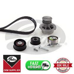 For Opel Vauxhall Timing Cam Belt Water Pump Kit Kp15499xs-1 Cambelt Tensioner