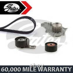 For Peugeot 3008 1.6 Diesel (2010-) Gates Timing Cam Belt Water Pump Kit