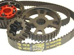 Ford 2.3 Round Tooth Pulley Conversio Kit 2300 Mini Stock Race Car OMC Turbo New