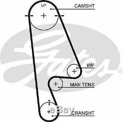 Gates Kp15480xs Water Pump & Timing Belt Set