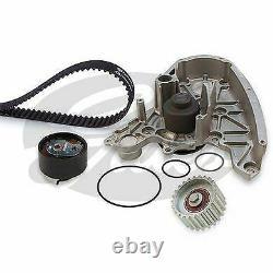 Gates Kp15592xs Water Pump & Timing Belt Set