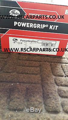 Gates Kp15672xs Timing Belt Kit Water Pump Fit For Fiat Scudo 2.0 Multijet 16v