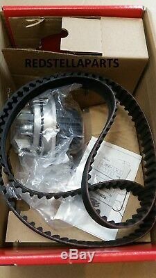 Gates Timing Belt Water Pump Kit Citroen Peugeot 1.6 16v 1587cc Tu5jpa 2000