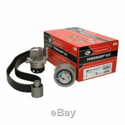 Gates Timing Belt & Water Pump Kit Fiat Ducato 35 2.3 11- (KP15592XS)