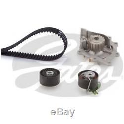 Gates Timing Belt Water Pump Kit Fits Land Rover 2.2 D 2.2 eD4 2.2 TD4 9DJ