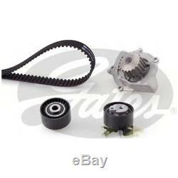 Gates Timing Belt Water Pump Kit Fits Peugeot 307 308 407 508 607 807 4US
