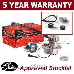 Gates Timing Belt Water Pump Kit For Citroen Ford Mazda Peugeot Volvo KP15656XS