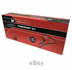 Gates Timing Cam Belt Kit Fits Fiat Ducato (1997-2002) 2.8 DTD 4DA