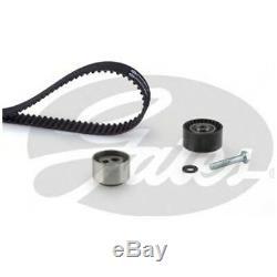 Gates Timing Cam Belt Kit Fits Peugeot 306 406 806 2.0 4PN
