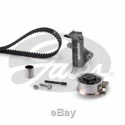 Gates Timing Cam Belt Kit For Audi Ford Seat Skoda VW Tensioner Pulley K025569XS
