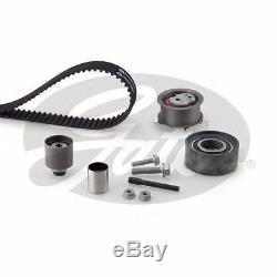Gates Timing Cam Belt Kit For Audi Seat Skoda VW Tensioner Pulley K015648XS