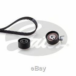 Gates Timing Cam Belt Kit For Citroen Peugeot Tensioner Pulley K025581XS