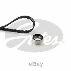 Gates Timing Cam Belt Kit For Ford Transit 2.3 D 2.4 Tensioner Pulley K015021