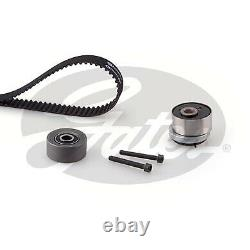 Gates Timing Cam Belt Kit For Opel Astra H Twintop 1.6 1.8 (2005-) Tensioner