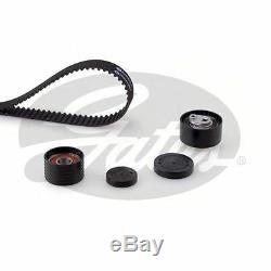 Gates Timing Cam Belt Kit For Renault Tensioner Pulley K025550XS