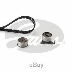 Gates Timing Cam Belt Kit For Toyota Corolla Cynos Starlet 1.3 1.4 K015358XS