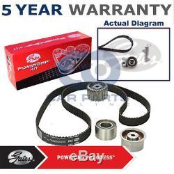 Gates Timing Cam Belt Kit For Toyota K025560XS