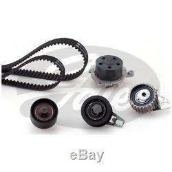 Gates Timing Cam Belt Water Pump Kit Fits Alfa Romeo 147 156 GTV 2.0 7RT