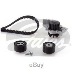 Gates Timing Cam Belt Water Pump Kit Fits Fiat Ducato Ulysse 2.0 JTD 8HA