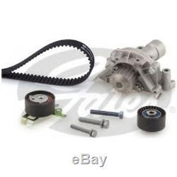 Gates Timing Cam Belt Water Pump Kit Fits Peugeot 307 407 607 806 807 9WF