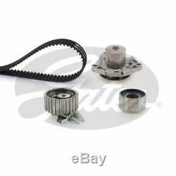 Gates Timing Cam Belt Water Pump Kit For Alfa Romeo Fiat Lancia KP45623XS