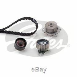 Gates Timing Cam Belt Water Pump Kit For Alfa Romeo Fiat Lancia KP55429XS