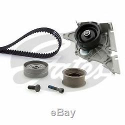 Gates Timing Cam Belt Water Pump Kit For Audi KP25344XS