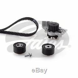 Gates Timing Cam Belt Water Pump Kit For Citroen Fiat Peugeot Suzuki KP15524XS